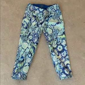 Lily Pulitzer Luxletic Pants size S